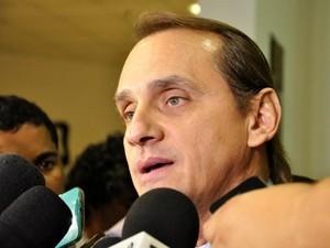 Ex-prefeito de Cuiabá, deputado estadual Wilson Santos (PSDB) será o líder do governo na Assembleia Legislativa. (Foto: Renê Dióz / G1)