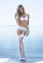 Veja novas fotos de Giovanna Ewbank para campanha de lingerie