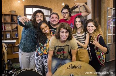 Temporada atual de Malhação (Foto: Gshow)
