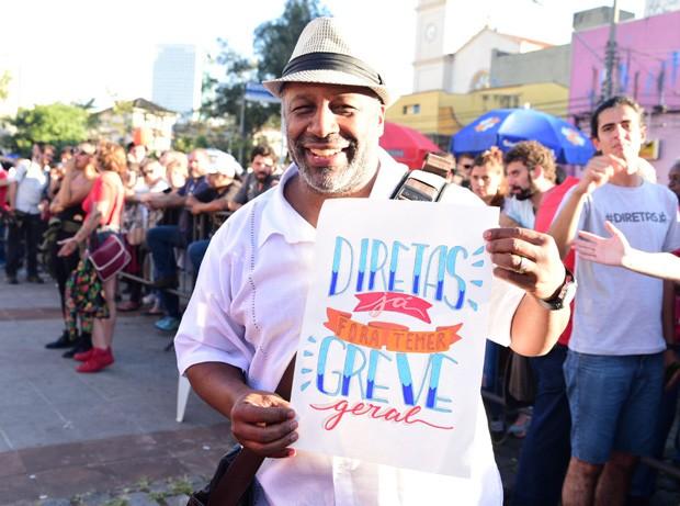 Ailton Graça (Foto: Leo Franco/AgNews)