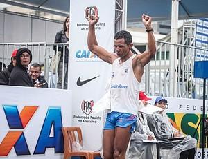 Cláudio Richardson dos Santos é campeão da Copa Brasil de Marcha (Foto: Marcelo Ferrelli/CBAt)