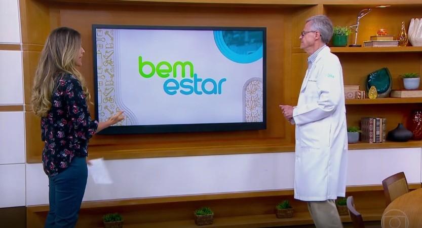 Bem Estar (19) aborda esclarecimentos sobre a alergia no calor (Foto: Reprodução/TV Grande Rio)