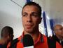 """""""Quero estrear, mas o importante é que o Fla vença"""", diz Leandro Damião"""
