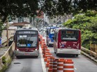 Viaduto Santo Amaro será liberado para táxis a partir desta quinta-feira