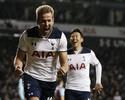 Kane faz dois, e Tottenham vence o West Ham de virada no último minuto