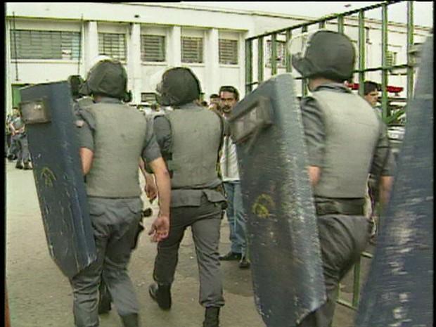 Julgamento do Carandiru (GloboNews)  (Foto: Reprodução GloboNews)