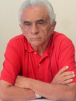 José do Egito; TJD; Piauí (Foto: Náyra Macêdo/GLOBOESPORTE.COM)