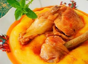Prato típico de Marialva, no norte do Paraná, é saboroso e fácil de preparar (Foto: Reprodução/ RPC)