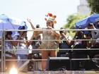 Bloco da Preta atrai multidão nas ruas do Rio e cantora comemora sucesso