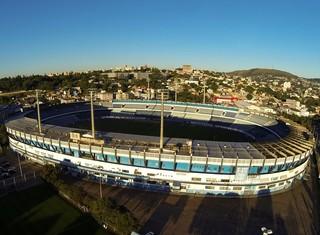 Estádio Olímpico (Foto: Wesley Santos/Agência PressDigital)