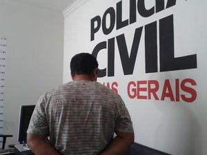 José Nereu vendia cocaína em Salinas e região (Foto: Michelly Oda / G1)