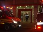 Princípio de incêndio atinge agência do banco Santander de Piracicaba