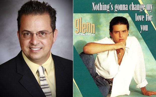 Glenn Medeiros gravou músicas de sucesso nos anos 1980 e 1990 (Foto: Facebook/Glenn Medeiros)