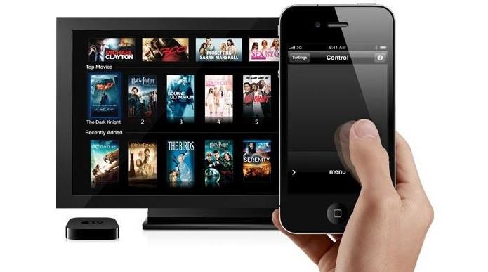 Use seu iPhone, iPod ou iPad para controlar sua Apple TV (Foto: Reprodução/CafeiOS.net)
