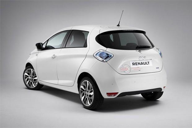 Renault Zoe Star Wars (Foto: divulgação)