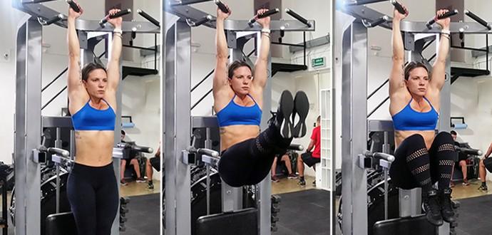 EuAtleta Exercícios 6 D (Foto: Eu Atleta | Arte | fotos: arquivo pessoal)