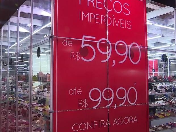 a79f055e9 Descontos em feira de Novo Hamburgo chegam a 70% do valor dos calçados (Foto