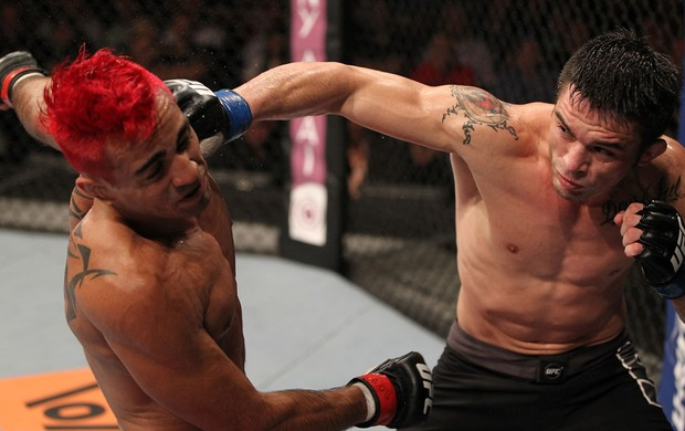 pepey rony jason  ufc 147 mma (Foto: Getty Images)