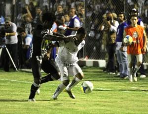 Treze x Ceará, pela Copa do Nordeste (Foto: Gilvan Jerônimo/Jornal da Paraíba)