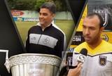 Final da Taça Rio coloca frente a frente técnicos com perfis parecidos