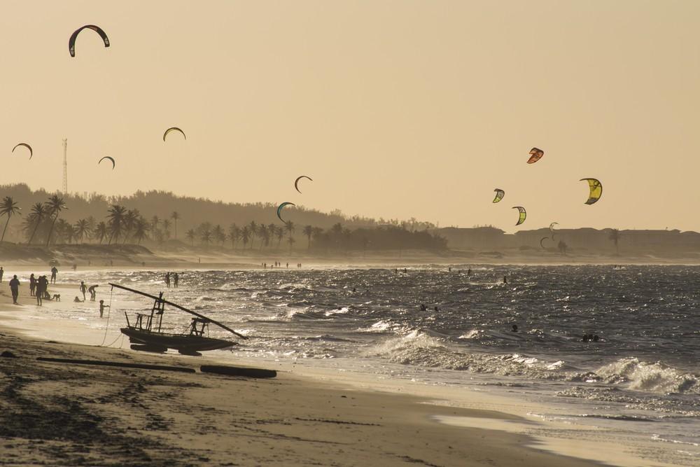 Praia de Cumbuco (Foto: phaelshoots / Shutterstock)