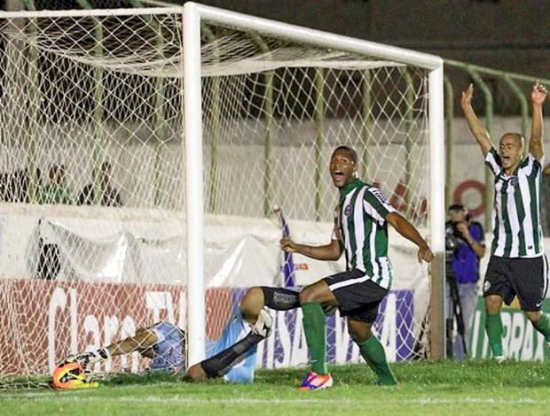 Coritiba gol Sousa  (Foto: Site Oficial do Coritiba)