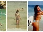Ariadna, Maria Melillo e outras musas falam sobre topless: 'No Brasil não dá'