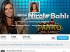 Nicole Bahls fala mal de Juju Salimeni no Twitter: 'Alma satânica'