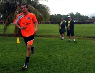 Gabriel Barcos atacante do Paysandu (Foto: Ascom/Paysandu)