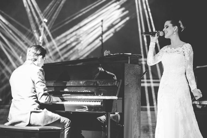 Allice Tirolla The Voice Brasil (Foto: Arquivo pessoal)