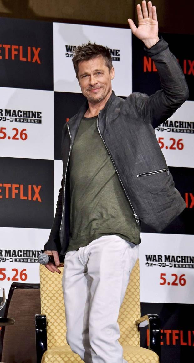 Brad Pitt (Foto: AKM-GSI)