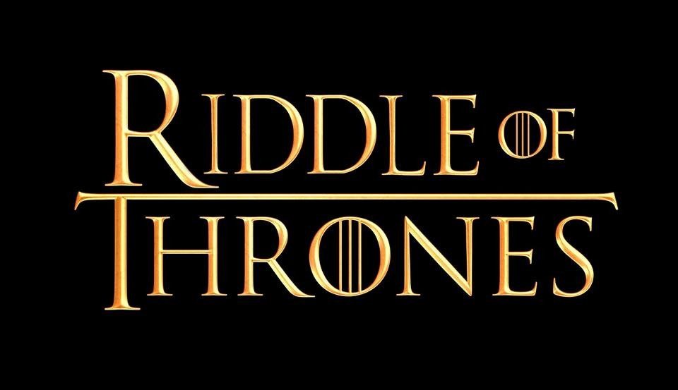 Riddle of Thrones: enigmas testam o conhecimento de fãs de 'GoT'