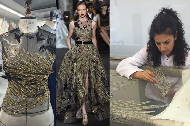 Work In Lebanon Fashion Designer