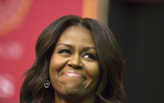 Michelle Obama - primeira-dama fala sobre racismo (Foto: AP)