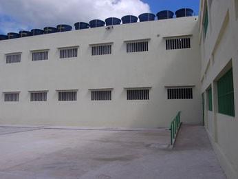 Novo prédio do Cotel não resolve a superlotação. (Foto: Divulgação / Seres)