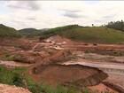 Samarco tenta fazer dique antes da época de chuva em Bento Rodrigues