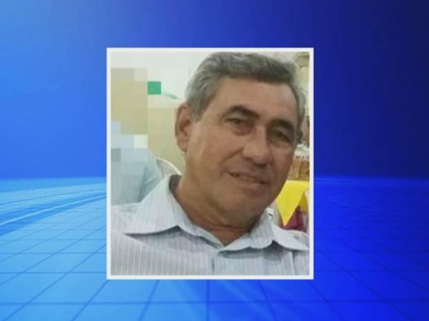 Bento Cruz Gonçalves está desaparecido desde sábado (Foto: Reprodução / TV TEM)