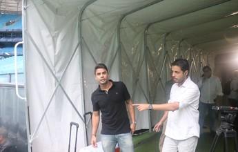 Botafogo e Henrique discutem acordo, mas impasse está longe do fim