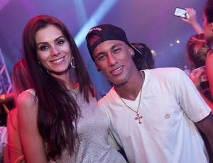 Gabriela Markus e Neymar (Foto: Adriel Douglas / divulgação)