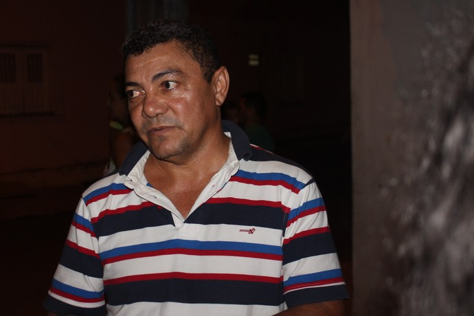 Everaldo Cunha, ex-presidente do Flamengo-PI (Foto: Francisco Filho)