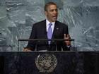Não há 'atalhos' para resolver questão palestina, diz Obama na ONU