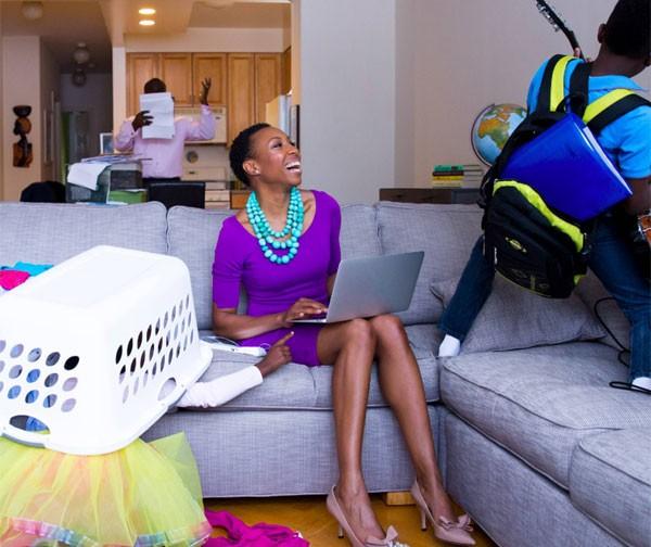 """Tiffany Dufu, autora do livro """"Drop de Ball""""  (Foto: Divulgação)"""