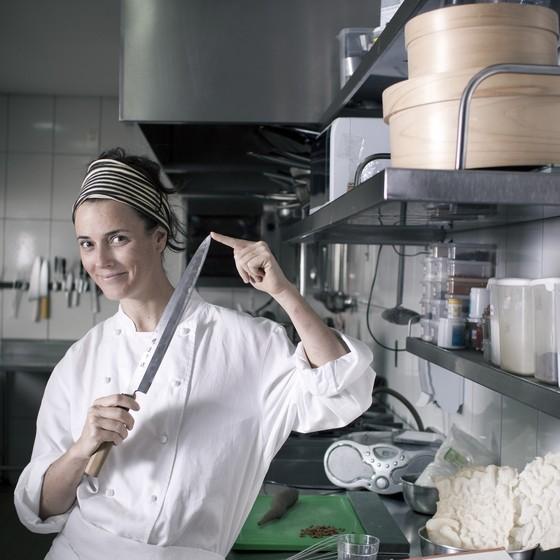 Helena Rizzo, chef do Maní, em São Paulo, é eleita melhor chef mulher do mundo (Foto: Camila Fontana / Editora Globo)