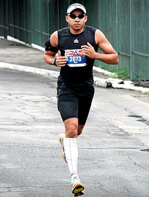 eu atleta #13 sincronizado cleber pereira (Foto: Divulgação / Arquivo Pessoal)