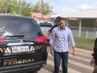 Vereador Junior Donadon é preso em barreira da PF na BR-364, em Vilhena