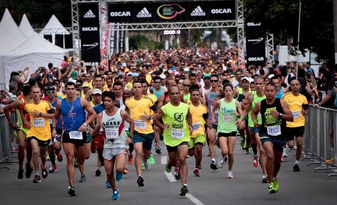 Oscar Running Adidas (Foto: Divulgação)