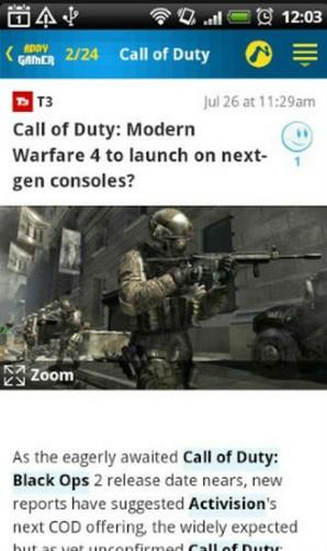 Appy Gamer