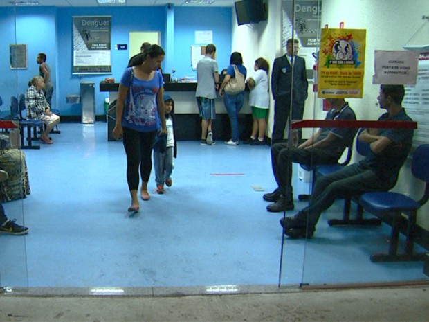 UPA Valinhos (Foto: Reprodução/ EPTV)