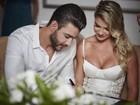 Gusttavo Lima se casa com Andressa Suita em Goiânia