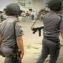FOTOS: Invasão após rebelião no Carandiru deixou 111 mortos (Reprodução Globo News)